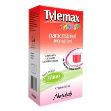 TYLEMAX CRIANCA 160MG FR 60ML